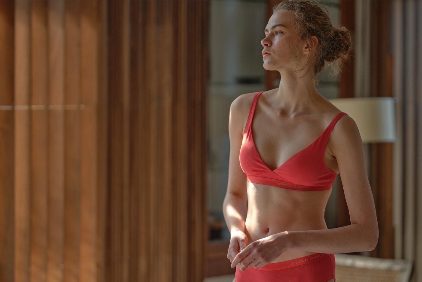 UNDERSON UNDERSON New bra/shorts