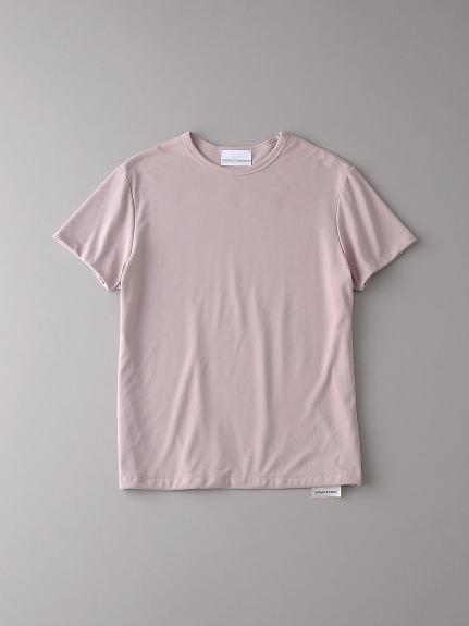 ボタニカル ダブルクルーネックTシャツ【メンズ】