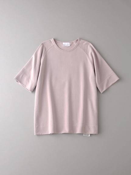ボタニカル インレイ クルーネックスウェットTシャツ【メンズ】(SPNK-0)