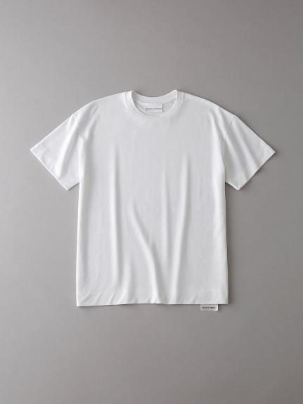 ドロップショルダー クルーネックTシャツ【ウィメンズ】