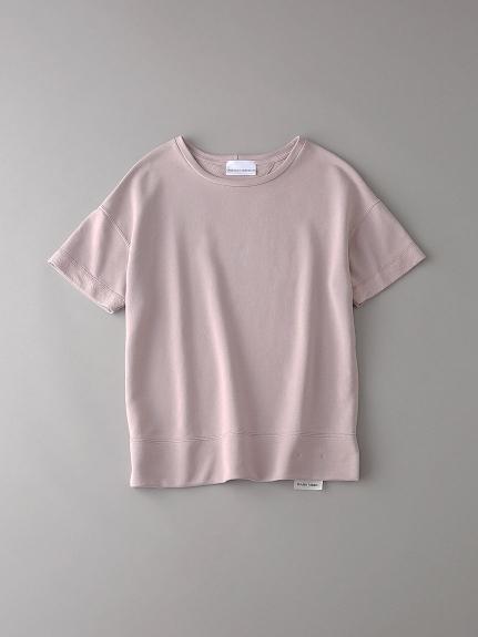 ボタニカル インレイ クルーネックスウェットTシャツ【ウィメンズ】